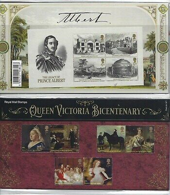 Great Britain 2019 Queen Victoria Bicentenary Presentation Pack