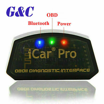 Vgate iCar Pro Bluetooth/WIFI Adapter OBD2 Code Reader Scanner for Andriod iOs