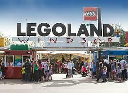 Legoland Ticket(s) Wednesday 21st August- for adults or children 21/8 - Emailed