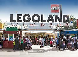 Legoland Ticket(s) Saturday 31st August- for adults or children 31/8 - Emailed