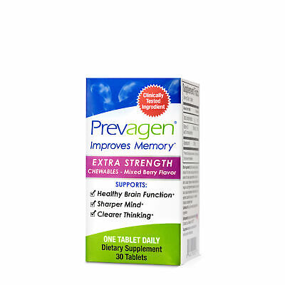 Prevagen Extra Strength Chewables - Mixed Berry
