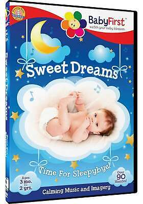 New: BABYFIRST - Sweet Dreams - Time For Sleepybye - DVD
