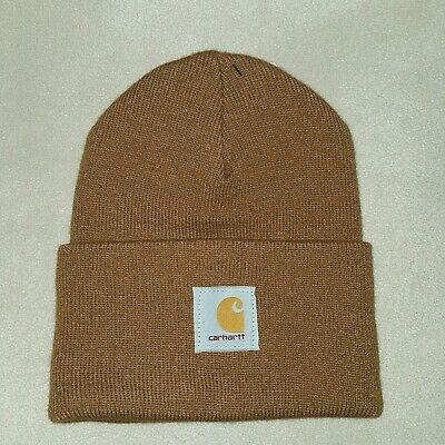 2bb062f9646ca1 MEN'S CARHARTT A18 Acrylic Watch Hat - $12.99 | PicClick