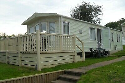 Caravan available at Ladram Bay, Devon.  Saturday 17th to Friday 23rd August