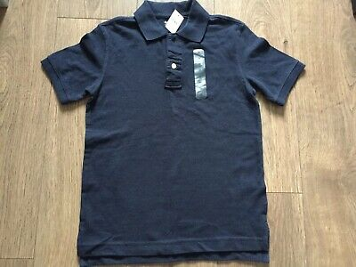 Boys Navy T - Shirt From Gap, Age 8-9 Years Old