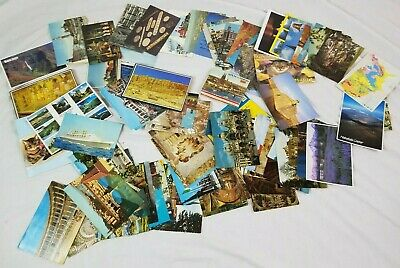 50+ Postcard Lot Modern Europe History Most Unposted 1 RPPC Older