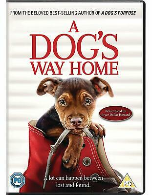 A Dog's Way Home New DVD / Free Delivery