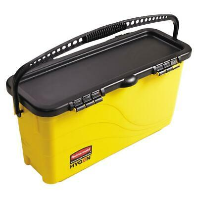 Rubbermaid Commercial Top Down Charging Bucket Rectangle Cleaning Pail Mop New