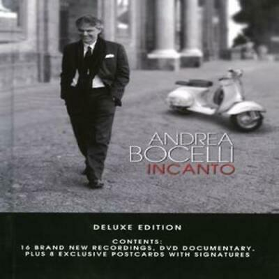 Andrea Bocelli : Incanto (Deluxe Edition) CD Album (Deluxe Edition) 2 discs