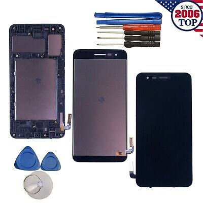 Original LCD Display Touch Screen Digitizer for LG K8 2018 Aristo 2 X210MA SP200