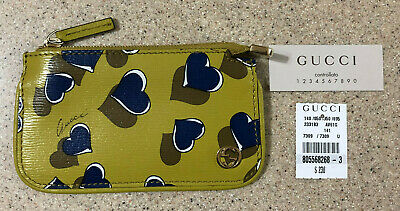 0ee35022d3f2ed Gucci Wallet Coin Purse Authentic Tags Receipt + REBECCA MINKOFF + Bloomingdale's