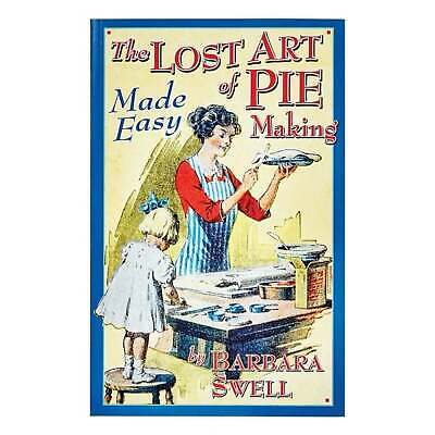 Porcelain Pie Bird Vent and The Lost Art of Pie Making Book - Baking Accessory