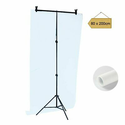 3*7ft Adjustable Background Support Stand Photo Video Backdrop Kit Photograph