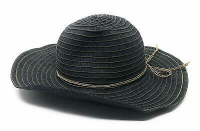 e2ce4f3a Packable Crushable Sun Shade Beach Hat Spf Upf 50 Uv Protection Rope Tie  Accent