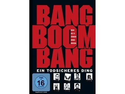 Bang Boom Bang - Ein todsicheres Ding [DVD] [2000] - SEHR GUT