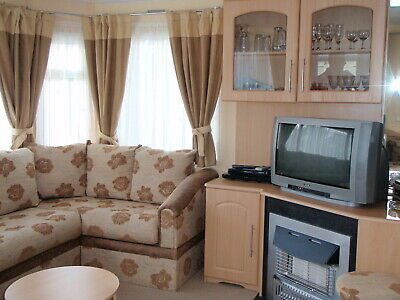 Cheap 6 Berth Luxury Caravan Par Sands Cornwall 15/08/20 to 22/08/20 DXD