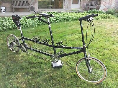 d74ca10ba61 Bicycle Built for Two travelers:Bike Friday Tandem folding bike-UPDATE will  ship