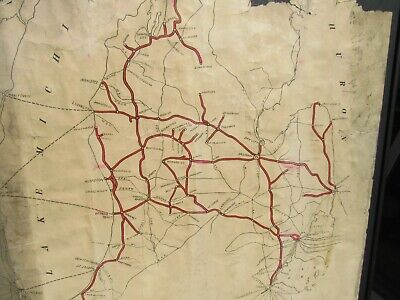 Map Of Texas Early 1800s.Early 1800 S Us Map No Tx Ca Il Etc 143 74 Picclick