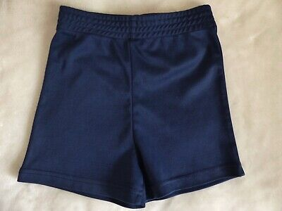 Girls School Cycle PE Shorts, Navy Colour, Size 4-6 yrs, Great Condition!
