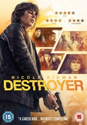 Destroyer *NEW* DVD