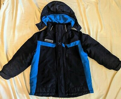 ZeroXposur Boy/'s 3 In 1  3 Winter Jacket  NWT  Size 6//7   Hooded  Sky Diver Blue