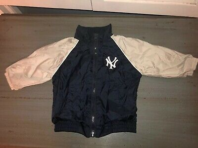 Majestic New York Yankees Infant Wind Breaker Size 6/9M