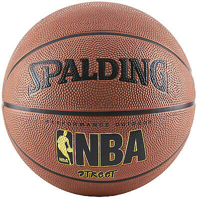 Basketball Street Ball Indoor Outdoor Official Size 7 29.5 in Sports Recreation