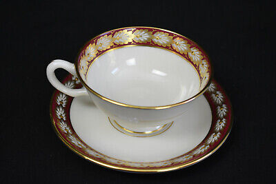 Lenox Pembrook Bone China Tea Cup & Saucer