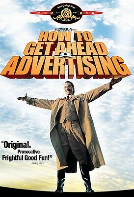 How to Get Ahead in Advertising (DVD, Widescreen  Full Frame)