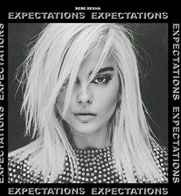 Bebe Rexha Cd - Expectations (2018) - New Unopened - Pop Rock - Warner Bros.