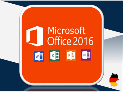 Office 2016 Professional Plus, 32&64 Bits, Pro Plus - Produktkey per E-Mail