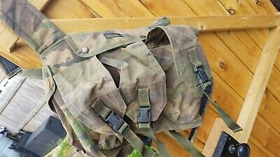 Airsoft Paintball DPM Multi Pouch Chest Rig