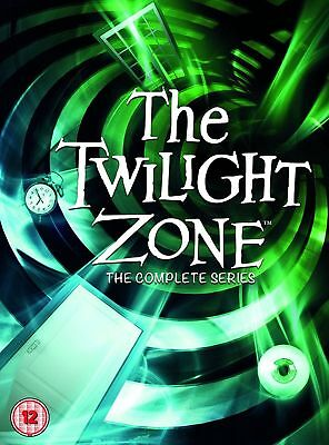 The Twilight Zone: The Complete Series (Box Set) [DVD]