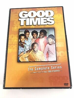 Good Times: Complete Series 17-DVDs, All 133 Episodes Seasons 1-6 1 2 3 4 5 6
