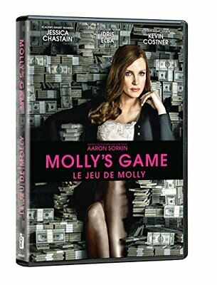 NEW - Molly's Game (Bilingual)