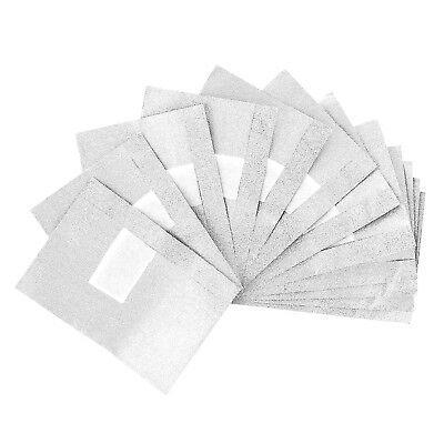 100x NAIL FOIL GEL WRAPS FOR POLISH REMOVER ART SOAK OFF ACRYLIC REMOVAL TOOL