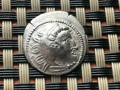 Danube Region Alexander Iii The Great 336-323 Bc Ar Drachma Celtic Imitation