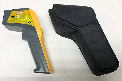 Test Instruments UEi INF165 Infrared Thermometer Laser Testing Unit w/ Pouch