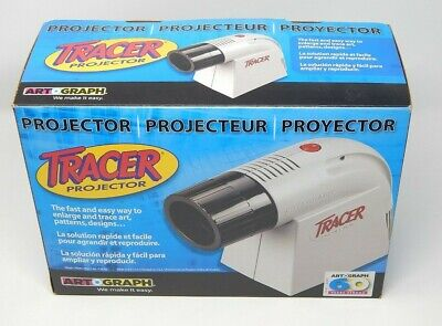 Artograph Tracer Projector Working In Box R20486
