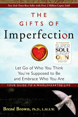 NEW The Gifts of Imperfection By Brené Brown Paperback Free Shipping