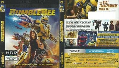 Bumblebee (SLIPCOVER ONLY for 4K Ultra HD)