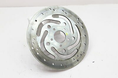 Centric Brake Disc Rear Driver or Passenger Side New FWD RH 121.10009