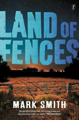 NEW Wilder : Land of Fences By Mark Smith Paperback Free Shipping