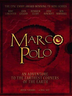 Marco Polo [1982] [DVD] - DVD  9YVG The Cheap Fast Free Post