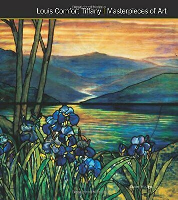 Louis Comfort Tiffany Masterpieces of Art Book The Fast Free Shipping