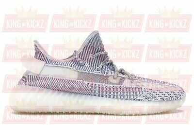 75d29807 Adidas Yeezy Boost 350 V2 Static Non Reflective EF2905 Size 11 Non  Reflective
