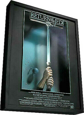 RETURN OF THE JEDI poster resina relieve Code 3