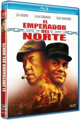 EMPEROR OF THE NORTH POLE (1973)  **Blu Ray B** Lee Marvin Ernest Borgnine
