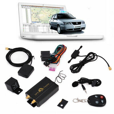 Genuine New GPS/SMS/GPRS Tracker TK103B Vehicle Tracking System With Remote#