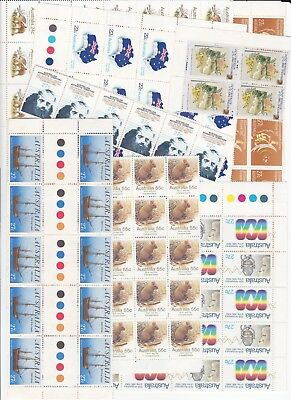 Discount mint full gum postage stamps total face value $80